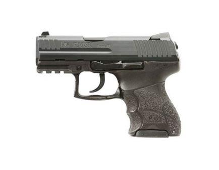 HK P30SK Light V1 LEM DAO 9mm Pistol, Black