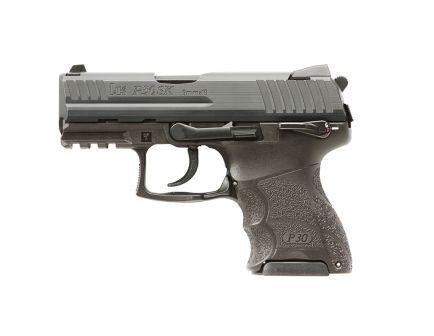 HK P30SKS 9mm Pistol, DA/SA Ambi Safety