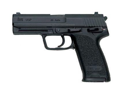 HK USP V1 DA/SA .45 ACP Pistol, Black