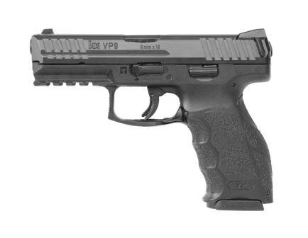 "HK VP9 4.1"" 17 Round 9mm Pistol, Black"