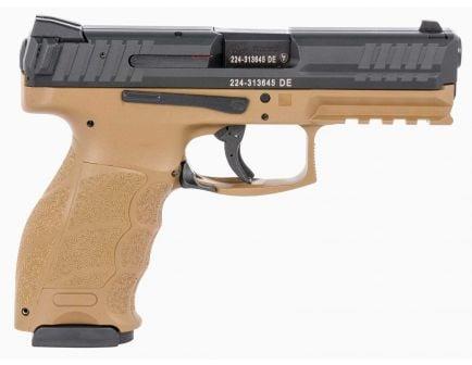 """HK VP9 9mm Pistol 17rd 4.1"""", FDE - 81000225"""