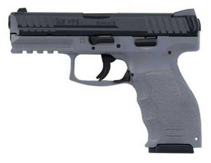 """HK VP9 9mm Pistol 17rd 4.1"""" FS, Gray - 81000229 for sale"""