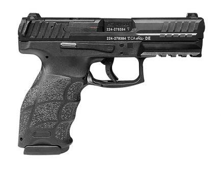 HK VP9 Optics Ready 9mm Pistol, Black