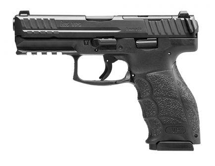 HK VP9 OR 10 Round 9mm Pistol, Black