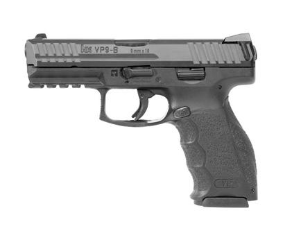 "HK VP9-B 9mm Pistol 17rd 4.1"" w/ Crimson Trace Red Laser  - 81000378"