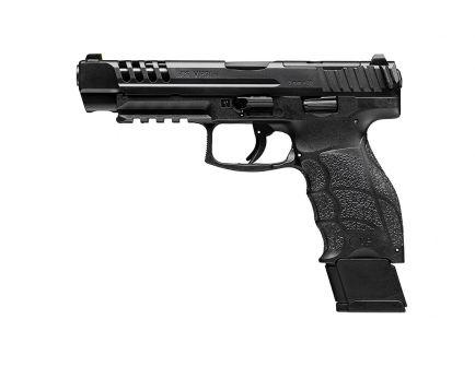 HK VP9L Optics Ready 9mm Pistol, Black