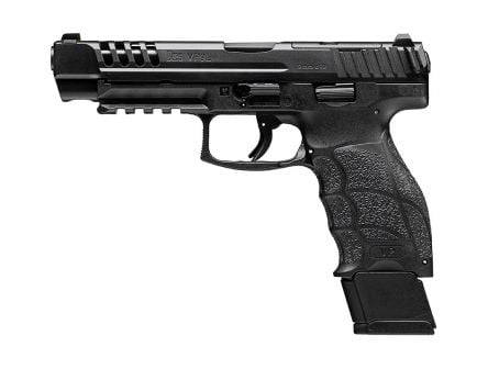 HK VP9L OR 9mm Pistol With Night Sights, Black