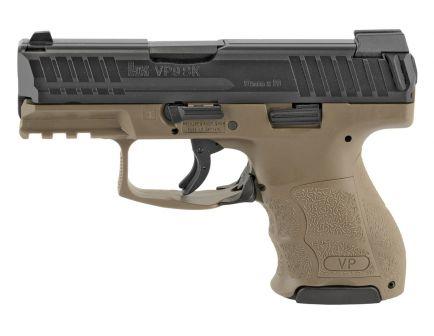HK VP9SK Subcompact 9mm Pistol, Flat Dark Earth