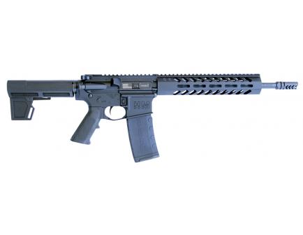 HM Defense Raider M5 .223 Rem/5.56 Pistol, Hardcoat Anodized Black - HMP15F-MB-556