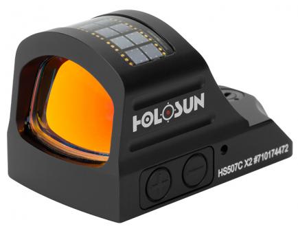 Holosun 507C Open Reflex Sight - HS507C-X2