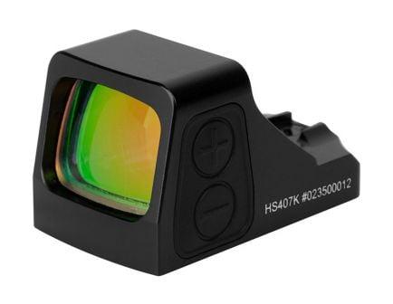 Holosun HS407K-X2 6 MOA Reflex Sight, Black