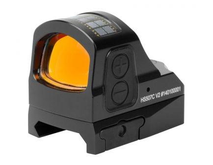 Holosun Red Dot Sight 2 MOA 1x with Shake Awake - HS507C V2