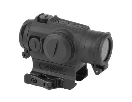 Holosun HS515GT Titanium Solar Micro Red Dot Sight With Shake Awake