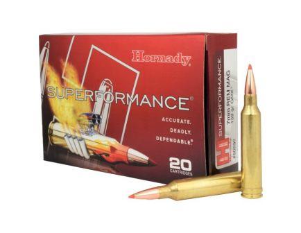 Hornady 7mm Rem Mag139gr GMX Superformance Ammunition 20rds- - -80592
