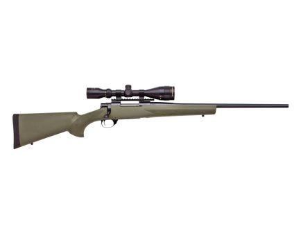 Howa Hogue Gameking Package .243 Win Bolt Action Rifle w/ 3.5-10x44 Scope   Green