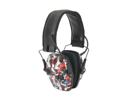 Howard Leight Impact Sport Electronic Earmuff | One Nation Flag