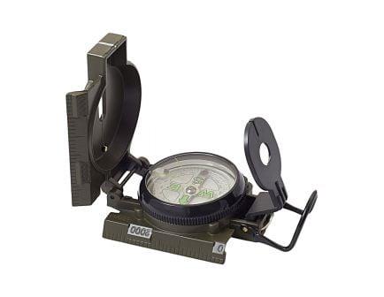 Humvee Adventure Gear Military Compass, OD Green