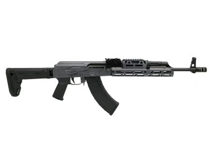 PSA Custom 7.62x39mm AK47 GF3 Forged Zhukov Rifle - Gray & Black