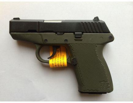 Kel-Tec P11 9mm Green Grip P-11GN