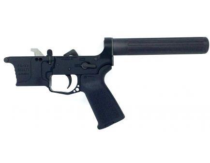 PSA 9mm Billet Complete Glock© Style Magazine Pistol MOE Lower - BLK - 7790590