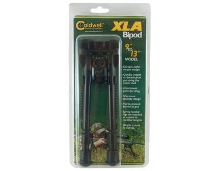 """Caldwell XLA 9 to 13"""" Bipod – Fixed Model, Black 403215"""