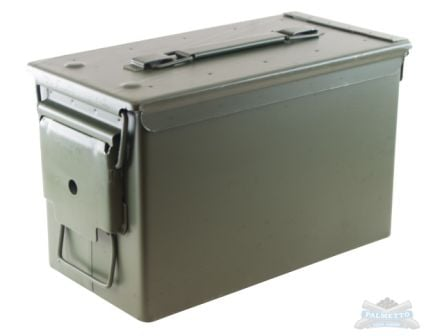 New .50 Cal Ammo Can M2A1