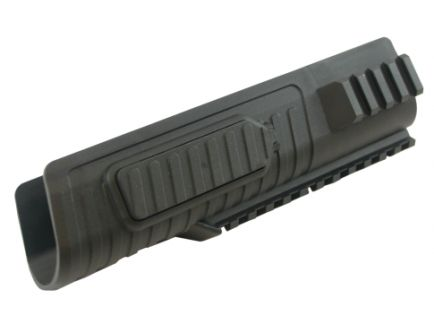 Mossberg FLEX Tactical Tri-Rail Forend - Black Synthetic 95213