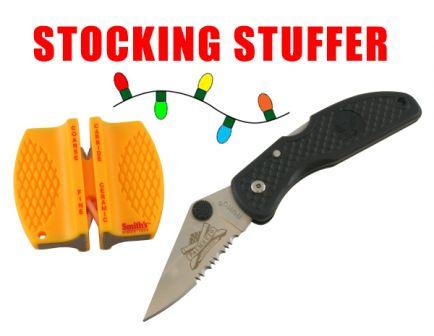 PSA Ruko Knife w/ Two Step Sharpener