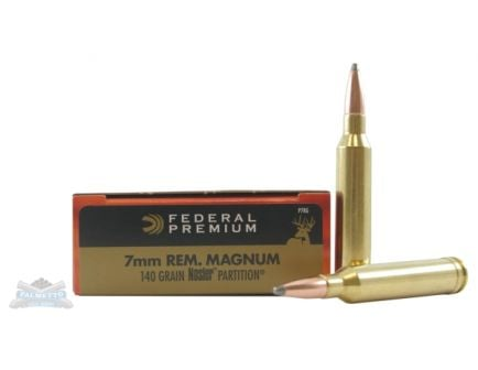 7mm Remington Magnum Bullets