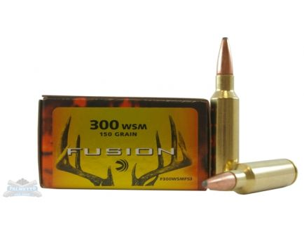 300 WSM Ammunition