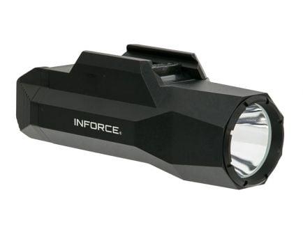 Inforce Wild 2 LED Weapon Light, Black - WLD2-05-1