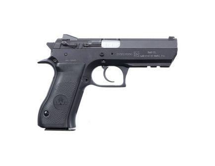 IWI Jericho 941 R9 Steel Frame Full Size 9mm Pistol, Black