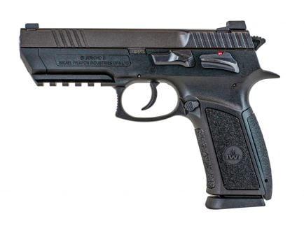 IWI Jericho Enhanced 9mm Pistol, Black