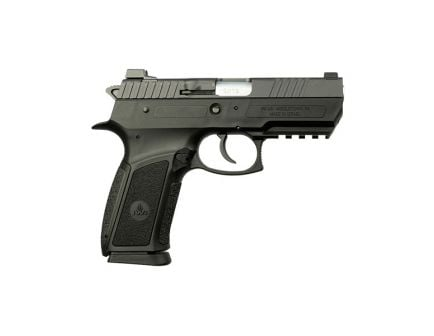 IWI Jericho Enhanced Mid Size 9mm Pistol, Black