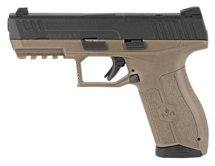 IWI Masada 9mm Pistol, FDE/Black