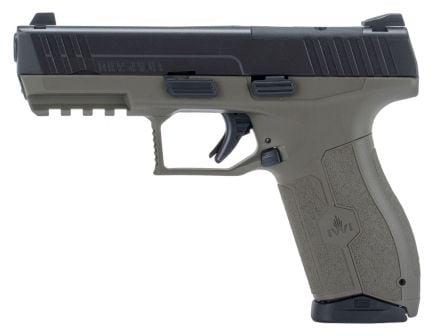 IWI Masada 9mm Pistol, OD Green/Black