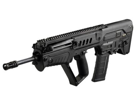 """IWI Tavor SAR 5.56x45 18"""" Semi-Automatic Rifle, Black - TSB18"""