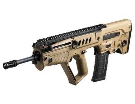 """IWI Tavor SAR 5.56 18"""" Bullpup Rifle, FDE"""