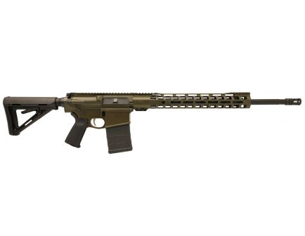 "PSA Custom Gen3 PA10 .308 WIN 20"" 1/10 Coated Stainless 15"" Slim-Line MOE Rifle w/ 2 Stage FCG - ODG"