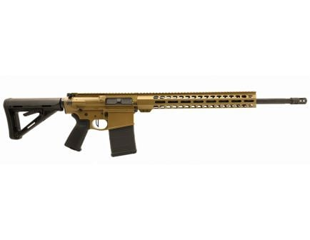 "PSA Custom Gen3 PA10 .308 Win 20"" Rifle-Length Coated Stainless 15"" Lightweight M-Lok MOE Rifle w/ 3.5lb Flat Bow FCG - Coyote"