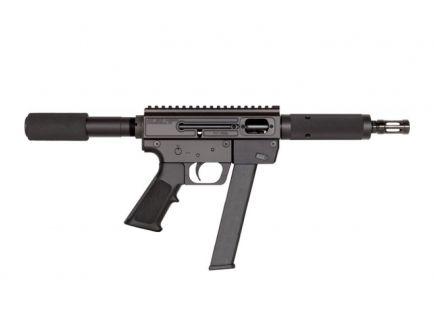 """JRC Gen 3 Takedown 6.5"""" 9mm Pistol, Black"""