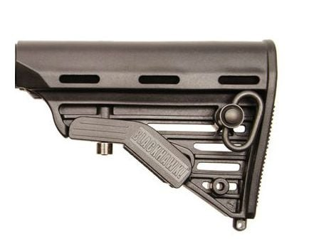 Blackhawk! Adjustable Axiom Commercial-Spec AR-15 Stock, Black