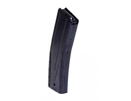 KCI M1 .30 Carbine 30 Round Magazine, Black Steel - KCI-MZ026