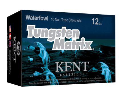 """Kent Tungsten Matrix 2.75"""" 1 oz 6 Shot 20 Gauge Ammunition 10 Rounds"""