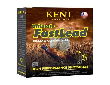 "Kent Ultimate Fast Lead 20 Gauge 2 3/4"" 1 oz 7.5 Shot 25 Rounds"