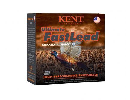 "Kent Ultimate Fast Lead 20 Gauge 3"" 1 1/4 oz 6 Shot 25 Rounds"