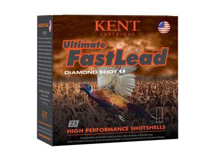"Kent Ultimate Fast Lead 20 Gauge 3"" 1 1/4 oz 5 Shot 25 Rounds"