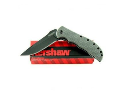 """Kershaw Volt II 3.25"""" Assisted Opening Knife, Grey/Black"""