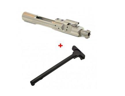 Premium 5.56 Nickel Boron BCG & PSA AR15/M16 Mil-Spec Charging Handle