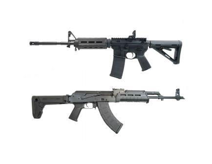 PSA MOE EPT AR-15 Rifle & Blem PSAK-47 GB2 Liberty MOEkov Rifle Set with Matching Serial Numbers